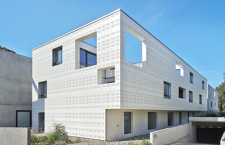 Patio Häuser, Rheinfelden