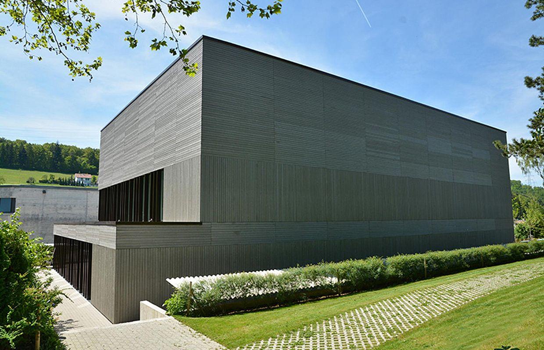 Turnhalle Gymnasium, Liestal