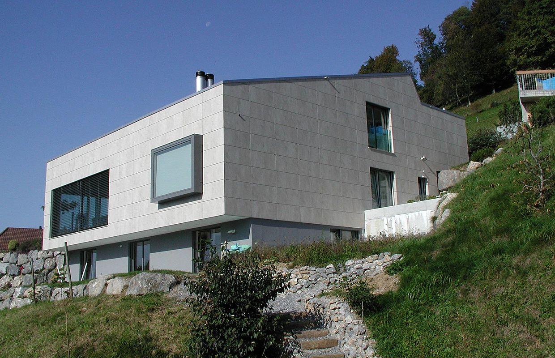 EFH Schneebeli, Rieden (SG)