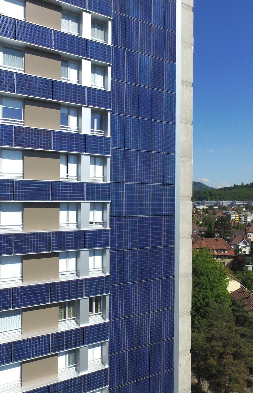 Hochhaus Stapfenstrasse, Bern
