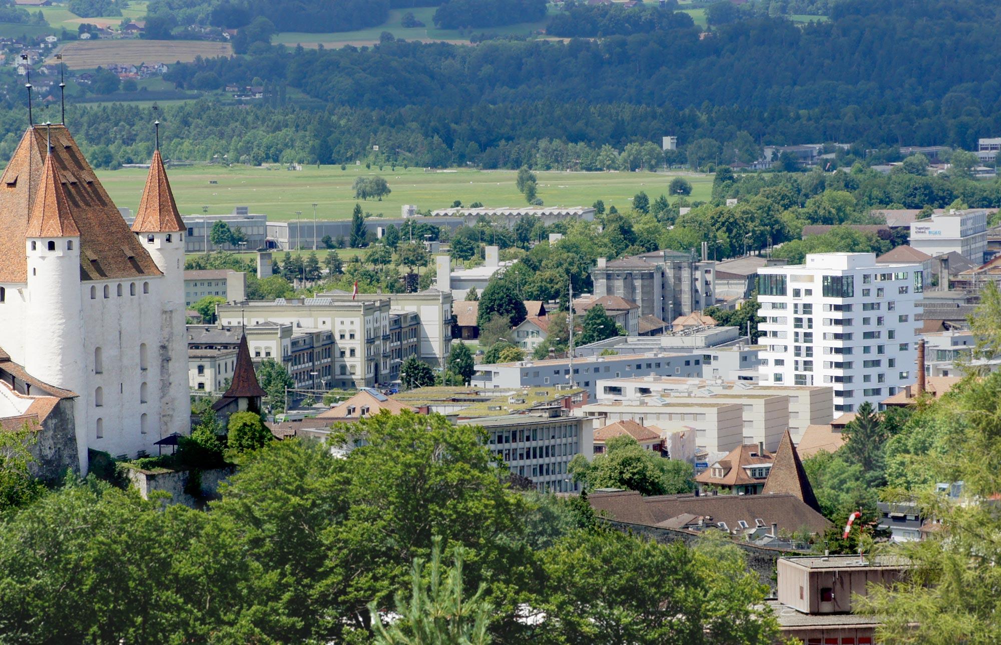 Hochhaus Selve Areal, Thun